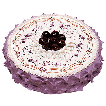 欧式蛋糕/黑樱桃慕斯
