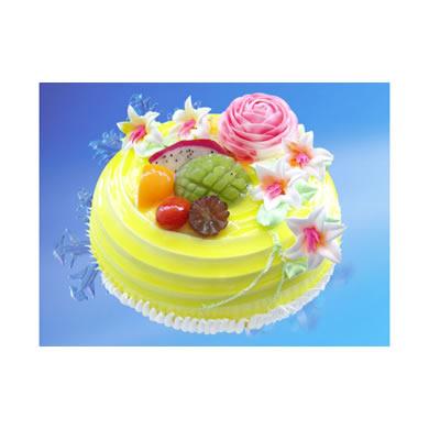 水果蛋糕/如花年华
