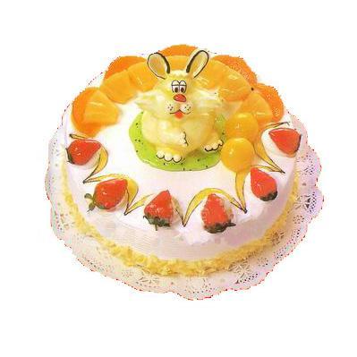水果蛋糕/快乐宝贝
