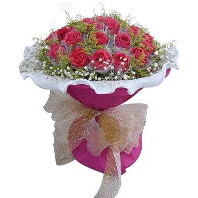 21枝红玫瑰/你的温柔
