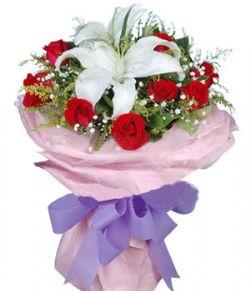 9枝红玫瑰/天使的祝福