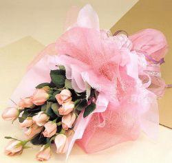 16枝香摈玫瑰/鲜花/我的思念