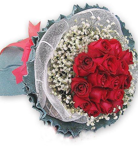 17枝红玫瑰/拥抱爱情