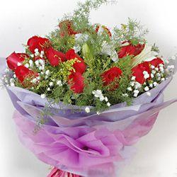 22枝红玫瑰/浪漫有约