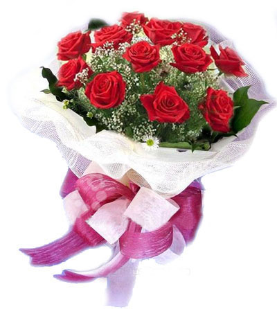 12枝紅玫瑰/愛的奇跡