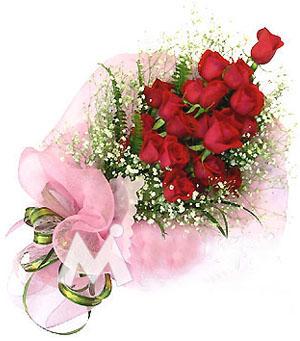 19枝红玫瑰/真诚的心
