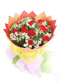 11枝红玫瑰/玫瑰说话