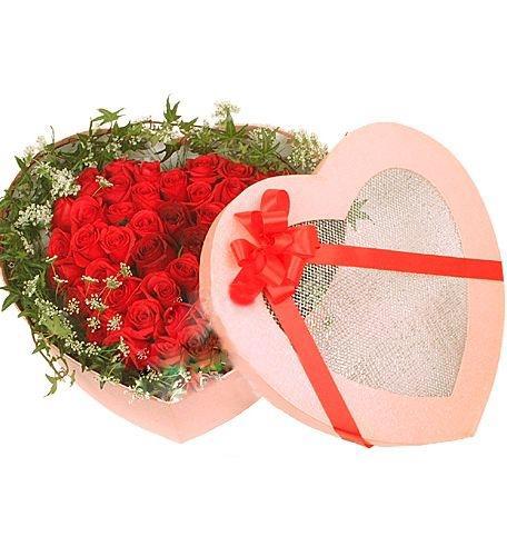 39枝紅玫瑰/星之戀