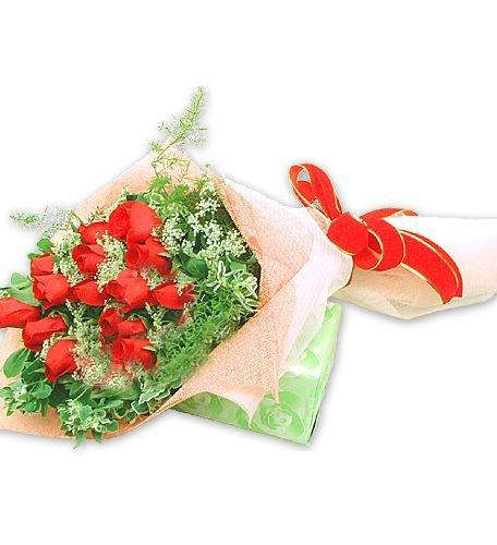 12枝红玫瑰/俏新娘