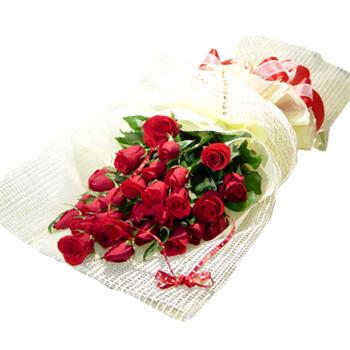 21枝红玫瑰/火热的爱