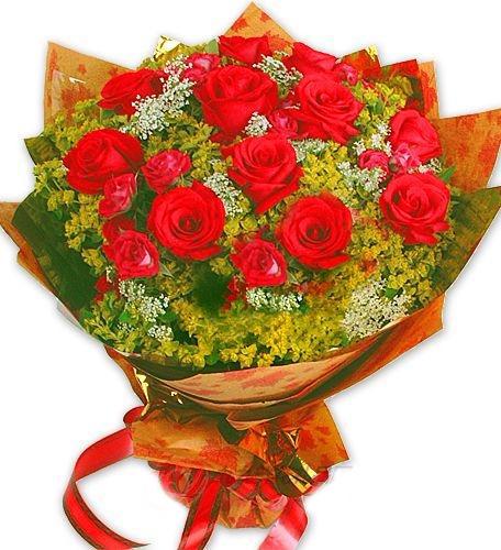 11枝红玫瑰/不敢表白的爱