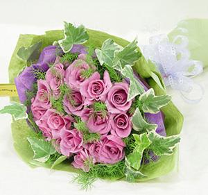 21枝紫玫瑰/愛你每一天