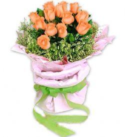 11枝粉玫瑰/爱恋