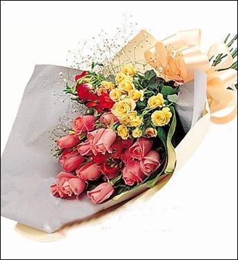 12枝红玫瑰/爱情小熊