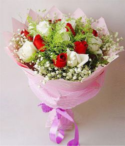 24枝玫瑰/浓情蜜意
