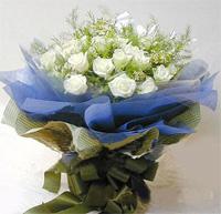33枝白玫瑰/一生相伴
