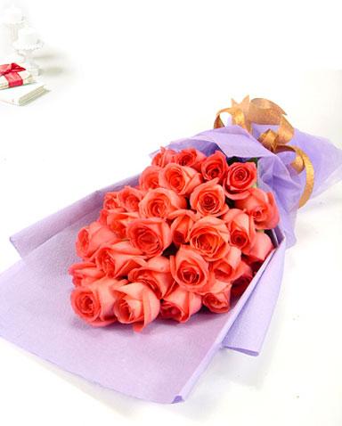 29枝粉玫瑰/恋之初: 29枝粉玫瑰;