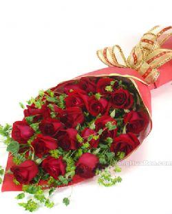 21枝红玫瑰/爱情火