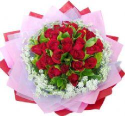 20枝紅玫瑰/兩情相悅