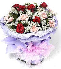 6枝玫瑰/快乐心情