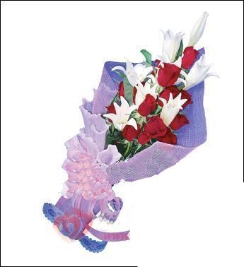 12枝红玫瑰/只爱你宝贝