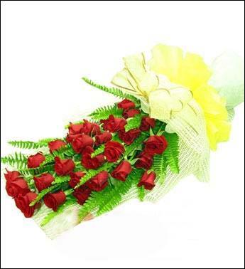 24枝红玫瑰/炽热的爱