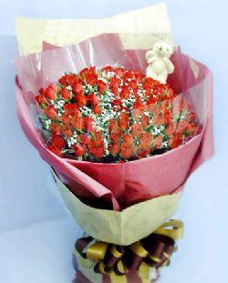 99枝紅玫瑰/想念