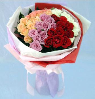 40枝玫瑰/濃情蜜意