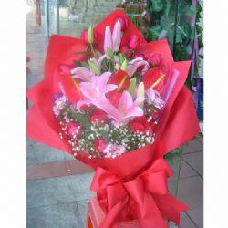10枝红玫瑰/相约