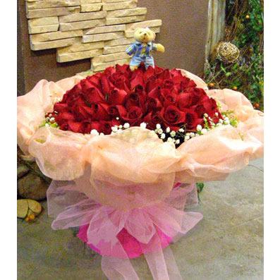 99枝紅玫瑰/天涯咫尺
