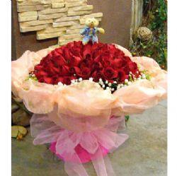 99枝红玫瑰/天涯咫尺