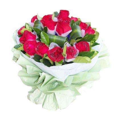 19枝紅玫瑰/擁抱真愛
