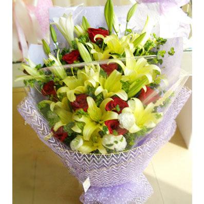 9枝红玫瑰/衷心的祝福