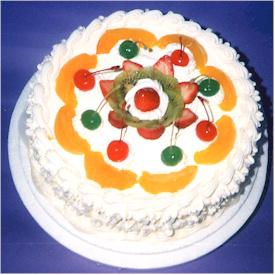 生日蛋糕/深深牵挂(8寸)
