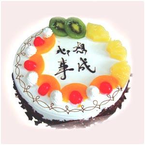 生日蛋糕/心想事成(8寸)