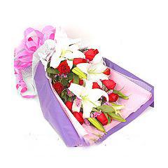 11枝红玫瑰/甜蜜蜜