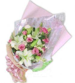 11枝紫玫瑰/情深如��