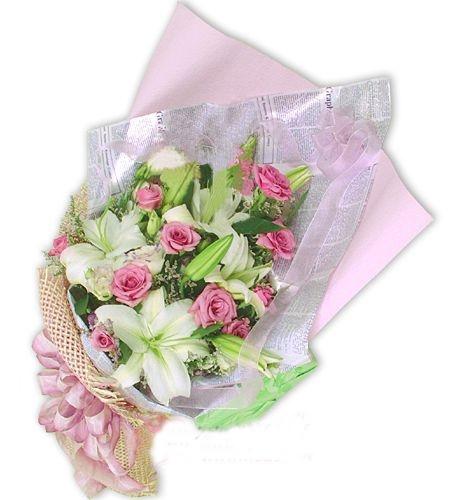 11枝紫玫瑰/情深如梦