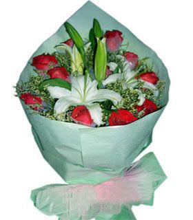 11枝紅玫瑰/歡樂時光