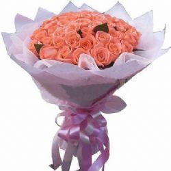 44枝粉玫瑰/单纯的爱恋: 44枝粉玫瑰