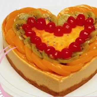 欧式蛋糕/心语芝士(8寸)