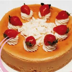 欧式蛋糕/蓝莓烤芝士(8寸)