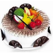 欧式蛋糕/白雪香果(8寸)