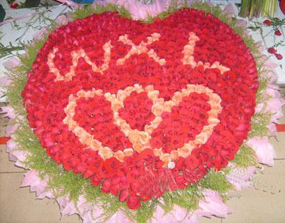 999支超級紅玫瑰