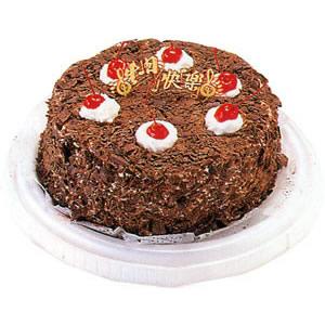 巧克力蛋糕/黑森林迷恋(8寸)