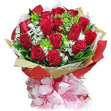 18枝红玫瑰/想你念你