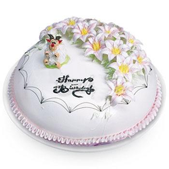 生日蛋糕/生肖蛋糕(8寸)