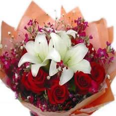 9枝红玫瑰/爱你在心