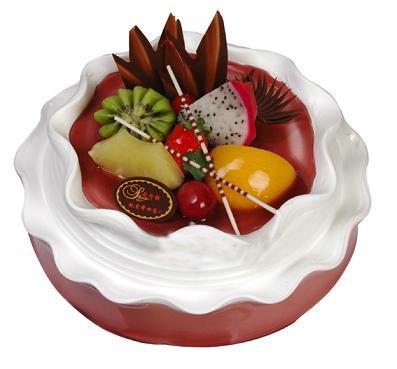 水果蛋糕/甜蜜蜜(8寸)