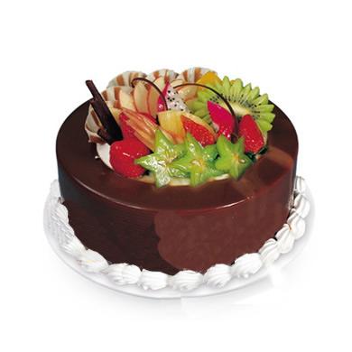 巧克力蛋糕/Honey在心中(8寸)